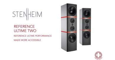 High End Gets A New Pair Of Speakers With The Swiss-Made Stenheim Reference Ultime Two