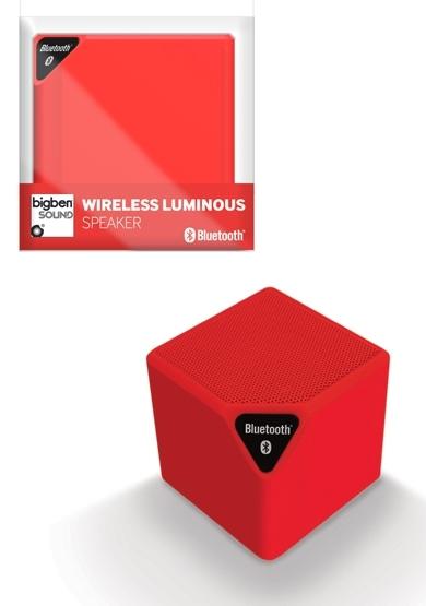 Bluetooth Speaker - Rood