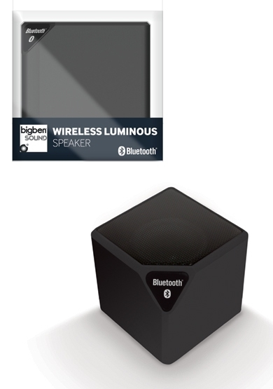 Bluetooth Speaker - Zwart