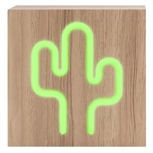 Speaker Neon Cactus Bluetooth/Light