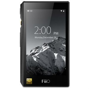 Fiio X5 (3rd Gen) Draagbare Hoge resolutie audio-speler - Zwart