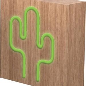 Speaker Neon Cactus Bluetooth/Induc/Light - Accessoires (3571211395737)