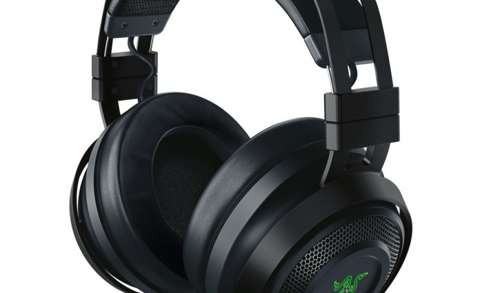 Razer Nari Ultimate gaming headset THX Spatial Audio, Razer Chroma