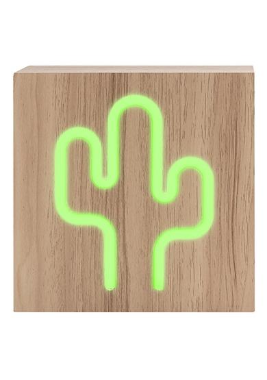 Speaker Neon Cactus Bluetooth/Light - Accessoires (3571211395690)
