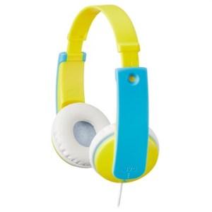 JVC TinyPhones HA-KD7 Y-E Kinderen Koptelefoon - Geel
