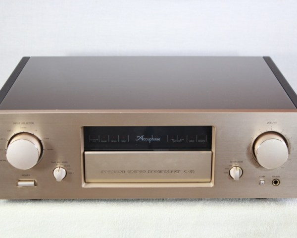 Accuphase  C-275 プリアンプ 神奈川県