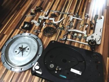naprawa gramofonów Wrocław dual 1019
