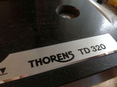 gramofon thorens td320 naprawa