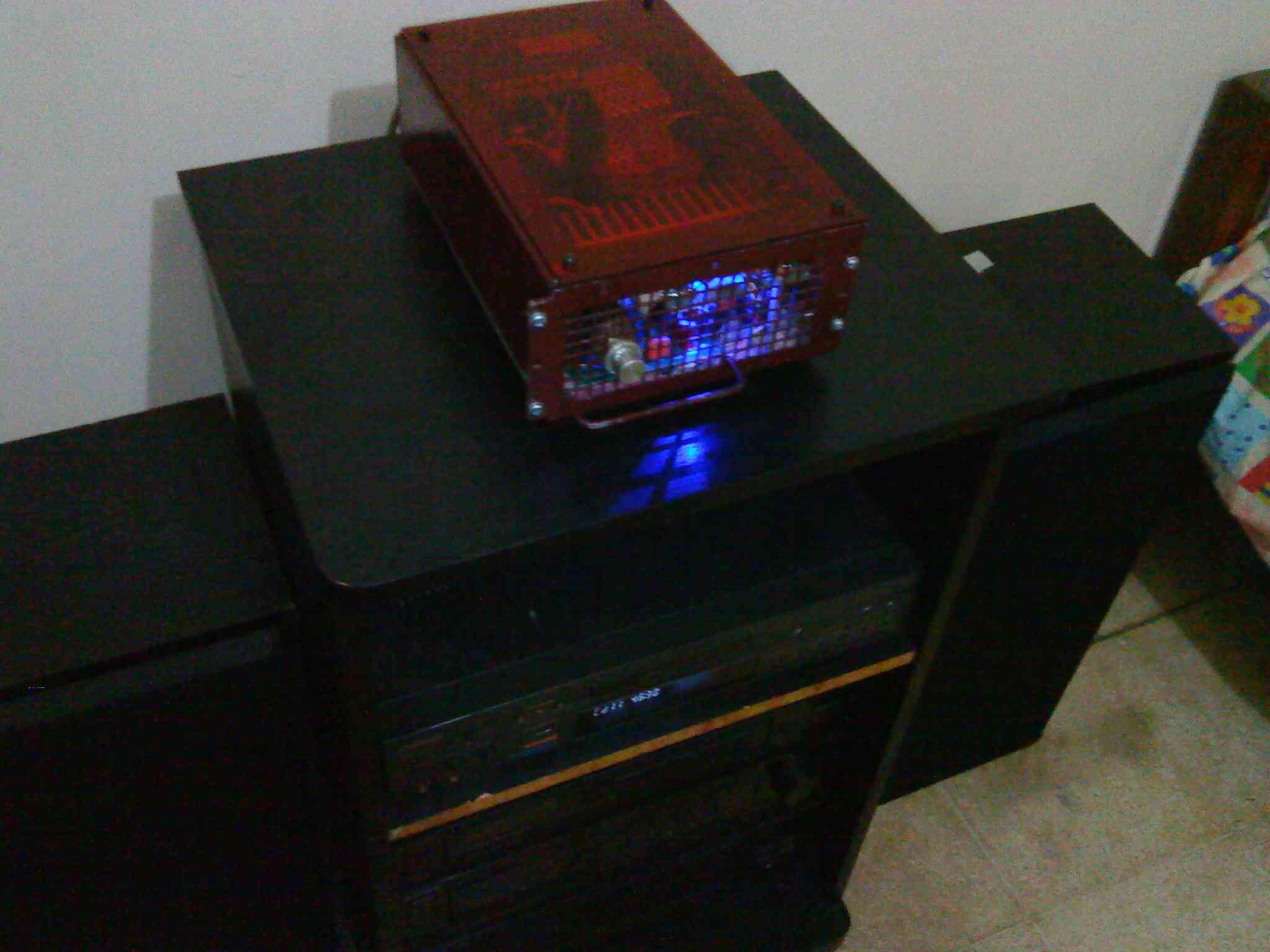 Listening Test The Redbox