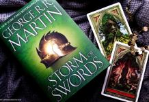 A Storm of Swords Audiobook by George R.R