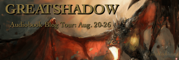 🎧 Audio Blog Tour: Greatshadow by James Maxey