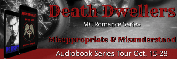 🎧 Series Blog Tour: Death Dwellers Series by Kathryn Kelly