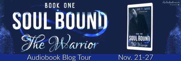 🎧 Audio Blog Tour: The Warrior by Jas T. Ward