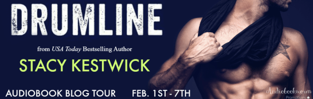 🎧 Audio Blog Tour: Drumline by Stacy Kestwick