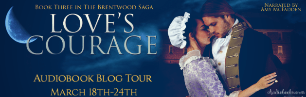 🎧 Audio Blog Tour: Love's Courage by Elizabeth Meyette