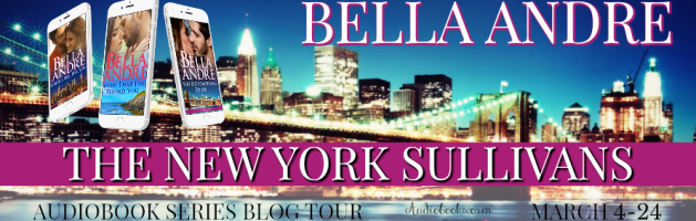 🎧 Series Blog Tour: The New York Sullivans by Bella Andre