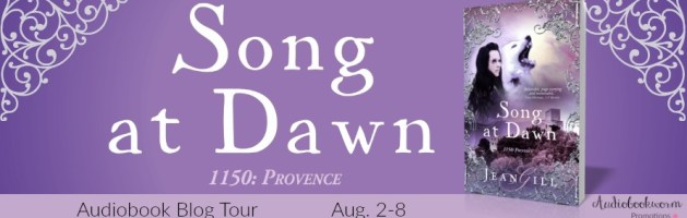 🎧 Audio Blog Tour: Song at Dawn by Jean Gill