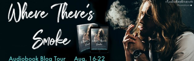 🎧 Audio Blog Tour: Where There's Smoke by Kathy Coopmans