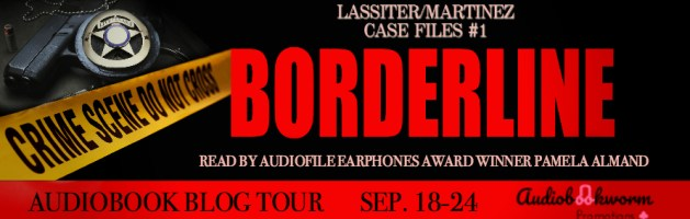 🎧 Audio Blog Tour: Borderline by Joseph Badal