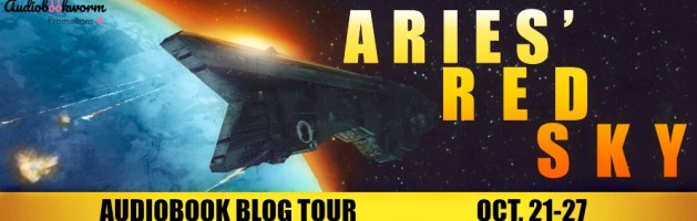 🎧 Audio Blog Tour: Aries' Red Sky by James Young