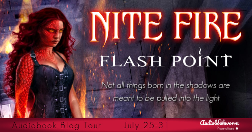 Audiobook Blog Tour: Flash Point by C.L. Schneider