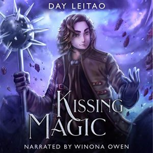 Audiobook Blog Tour: Kissing Magic by Day Leitao