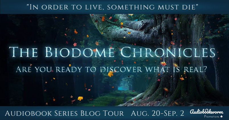 Audiobook Series Tour: The Biodome Chronicles by Jesikah Sundin