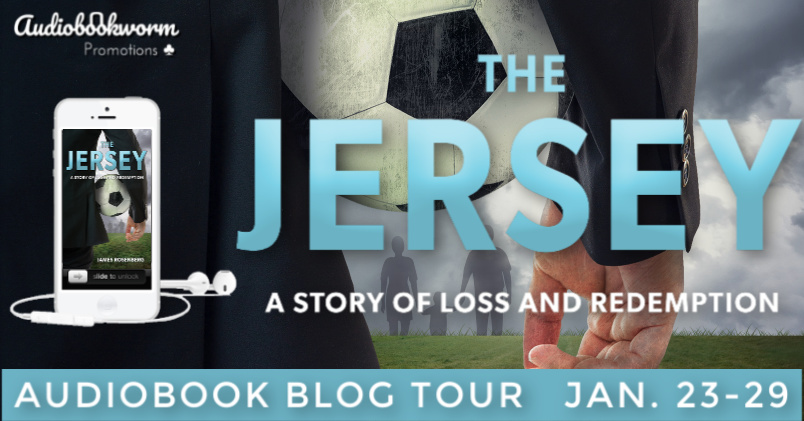 Audiobook Tour: The Jersey by James Rosenberg
