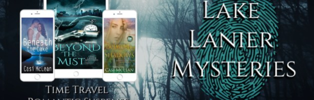 ⭐️ New Audio Blog Tour: Lake Lanier Mysteries by Casi McLean