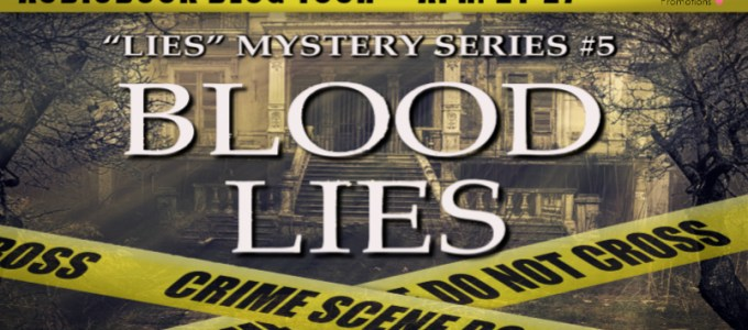 ⭐️ New Audio Blog Tour: Blood Lies by Andrew Cunningham