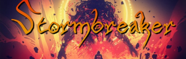 ⭐️ Audio Blog Tour: Stormbreaker by Matt Sconce