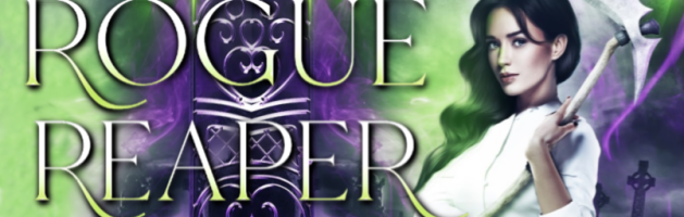 ⭐️ Audio Blog Tour: Rogue Reaper by Riley Archer