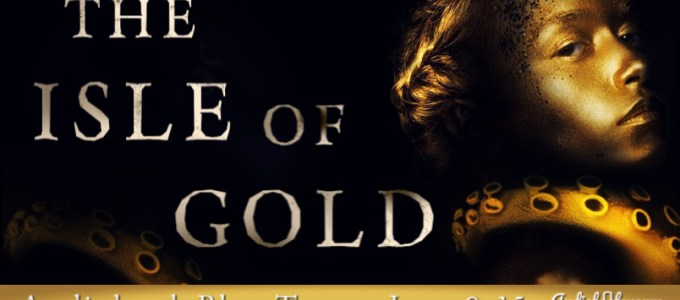 ⭐️ Audio Blog Tour: The Isle of Gold by Seven Jane