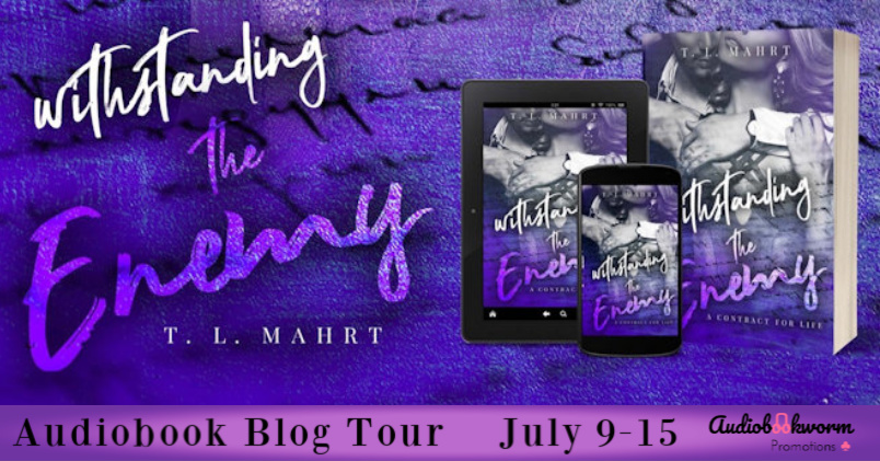 Audiobook Blog Tour: Withstanding the Enemy by T.L. Mahrt