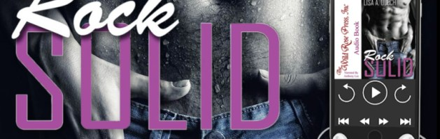 ⭐️ Audio Blog Tour: Rock Solid by Lisa A. Olech