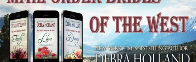 🎧  Audio Series Tour: Mail-Order Brides of the West by Debra Holland
