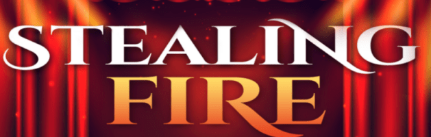 🎧 Audio Blog Tour: Stealing Fire by Susan Sloate
