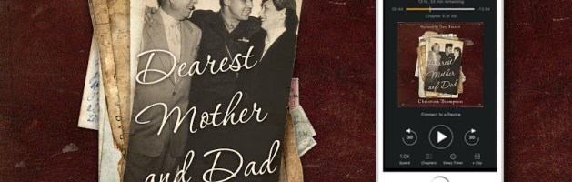 🎧 Audio Tour: Dearest Mother and Dad by Christina Thompson