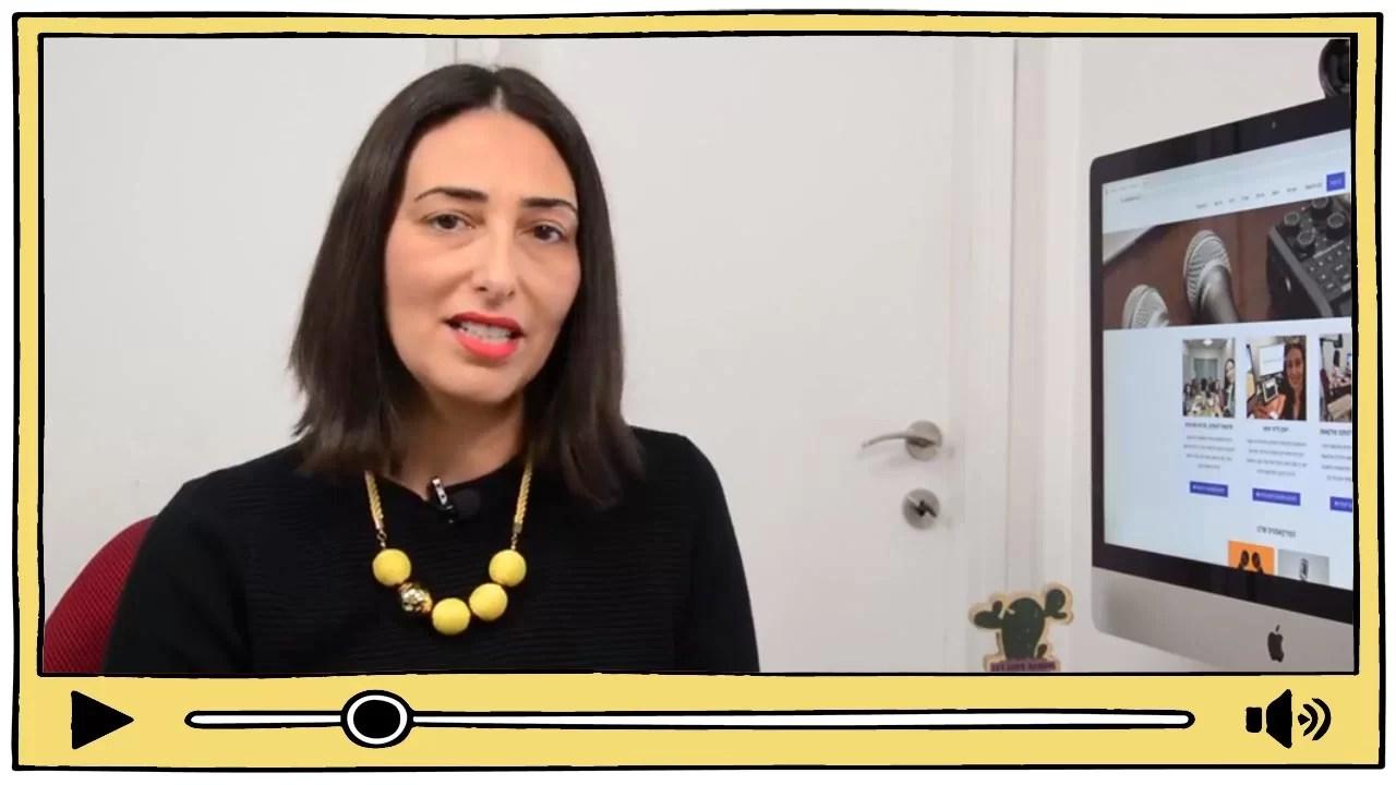 איך להפוך את תכני הוידאו והלייבים שלכם לפודקאסט