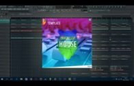 FL Studio 11 // Progressive House Template #15 + FLP