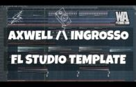 FL Studio Template 7: Axwell & Ingrosso Inspired Progressive Project (FREE FLP, Presets, Samples)