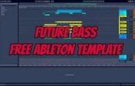 FUTURE BASS FREE ABLETON TEMPLATE