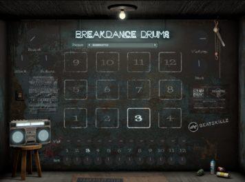 Virtual Instrument - BeatSkillz Breakdance Drums