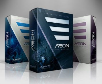 Kontakt Instrument - Heavyocity AEON Collection