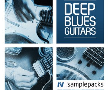 Sample Packs - Loopmasters Deep Blues Guitars