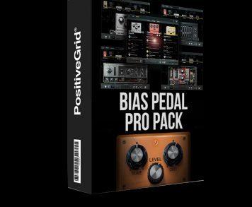FX Bundle - Positive Grid BIAS Pedal Pro Pack