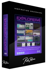 Complete Collection - Rob Papen eXplorer4 CROSSGRADE Multi
