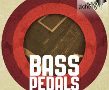 Kontakt Instrument - Wave Alchemy Bass Pedals