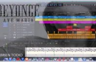 Beyoncé – Ave Maria Instrumental – Logic Pro X – Remake – Brien Todio