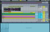 Making  David Guetta -When love takes over (Ableton remake).mp4